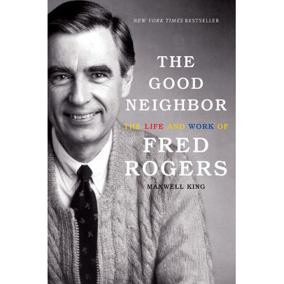 Maxwell King, Author of The Good Neighbor: The Life and Work of Fred Rogers, Visits Whitehall Public Library